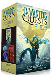 Unwanteds Quests Book Bundle
