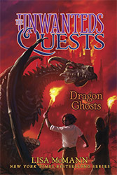 The Unwanteds Quests #3: Dragon Ghosts